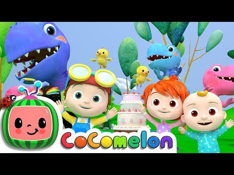 The More We Get Together | Cocomelon (ABCkidTV) Nursery Rhymes & Kids Songs