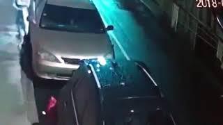 Captan ladrón de auto partes en la Ciudad de México