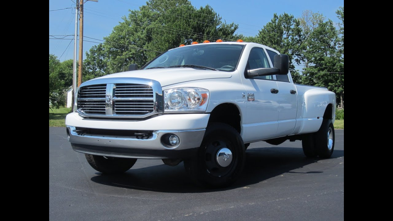 2009 dodge ram 3500 slt 4x4 cummins dually sold youtube. Black Bedroom Furniture Sets. Home Design Ideas