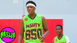 6'5 in 6TH GRADE???  Keon Fuller is a MAN CHILD - MSHTV Camp Class of 2025 Basktball