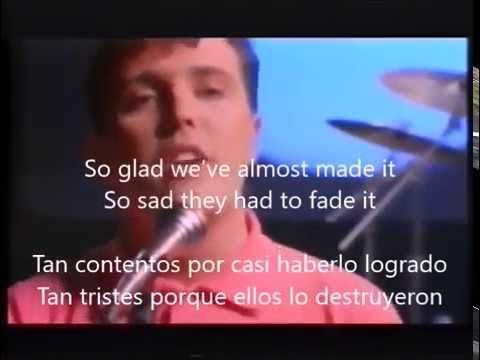 Tears for fears / Everybody wants to rule the world (Lyrics- Letra) Subtitulado Español- Ingles