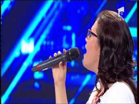 "Peabo Bryson & Roberta Flack - ""Tonight I celebrate my love"". Răzvan și Oana la X Factor!"