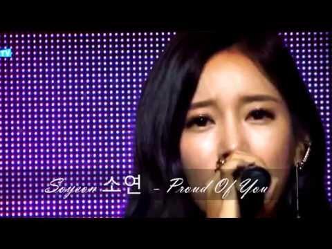 SOYEON (소연 )  - Proud Of You ( Audio )
