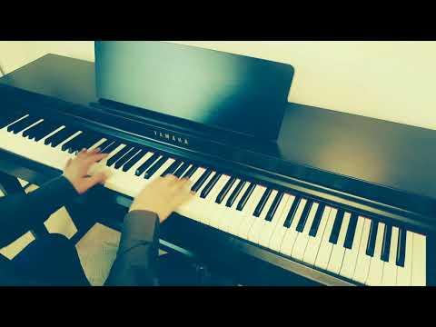 Nazende Sevgilim...Piyano cover, piyano ile çalınan şarkılar
