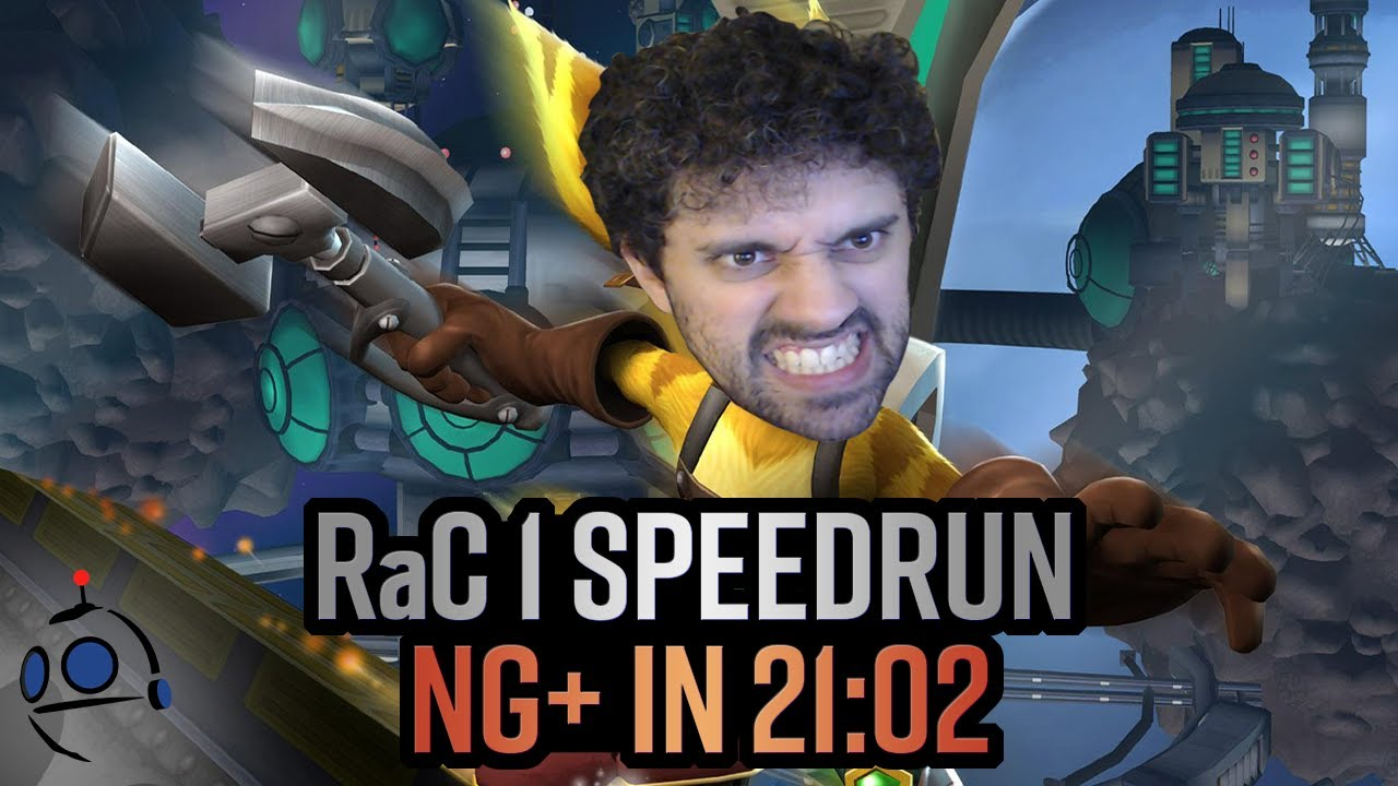 Download Ratchet and Clank (2002) NG+ Speedrun in 21:02