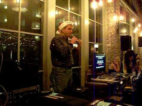Brian Murphy karaoke (Summer Wind) ...through the window lol
