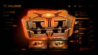 Ballistic Online -Opening Legendary Lockboxes