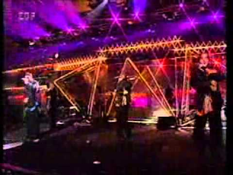 N Sync - Here we go, Tearin up my heart, I want you back (live)