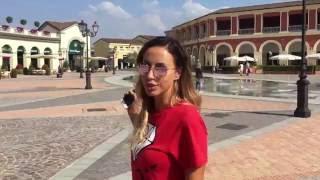 видео Шопинг в Милане