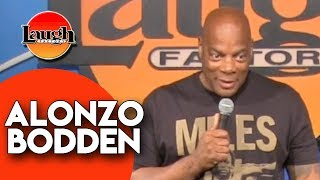 Alonzo Bodden | Jury Duty | Laugh Factory Stand Up Comedy