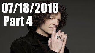 Howard Stern Show July 18 2018 Part 04