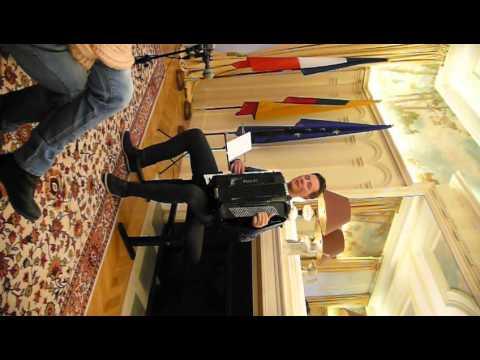 Martynas à L'ambassade De Lituanie à Paris, Le 06/03/14