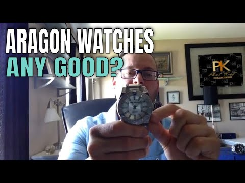 Are Aragon Watches Any Good?