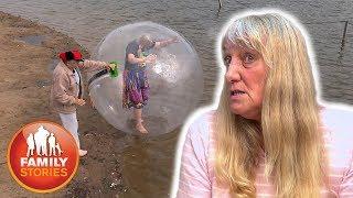 Elvira im Wasserball gefangen?! | Wasser ist mein Element! | Family Stories