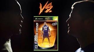 NBA Inside Drive 2004 - Xbox - RSL - Tom vs Matt - Game 91