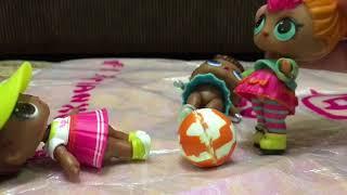 LOL Surprise мультик п-іграшки про ляльку Л. О. Л. З кульки сюрпризу