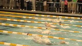 GP Michigan 2011 200 Fly Men Final - Phelps 4th place