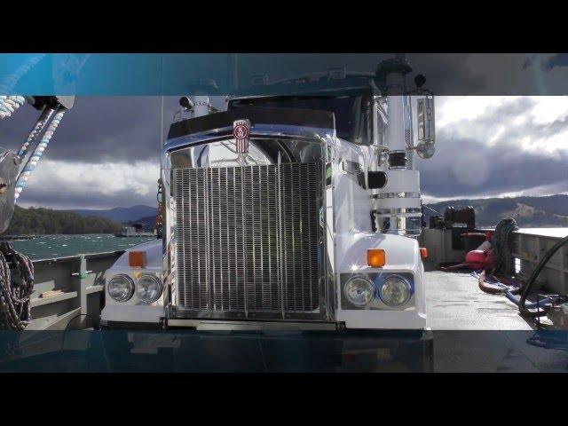 Dillon Transport   Hobart