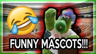MLB: Funniest Mascots (HD)