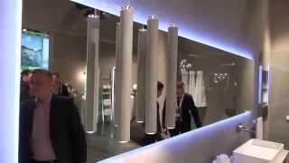 Rifra - Сантехника и мебель для ванной комнаты - Часть 1(Видео-обзор новой коллекции 2014 года от фабрики RIFRA - сантехника и мебель для ванной комнаты. Купить сантехни..., 2014-05-05T17:52:24.000Z)