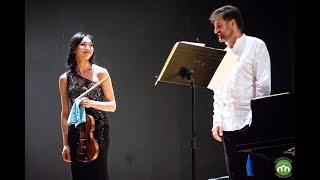 Beethoven Sonata E Flat Major op 12 No 3 Nancy Zhou (Violín) Damián Hernández (Piano)
