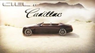 Cadillac Ciel Concept 2011 Videos