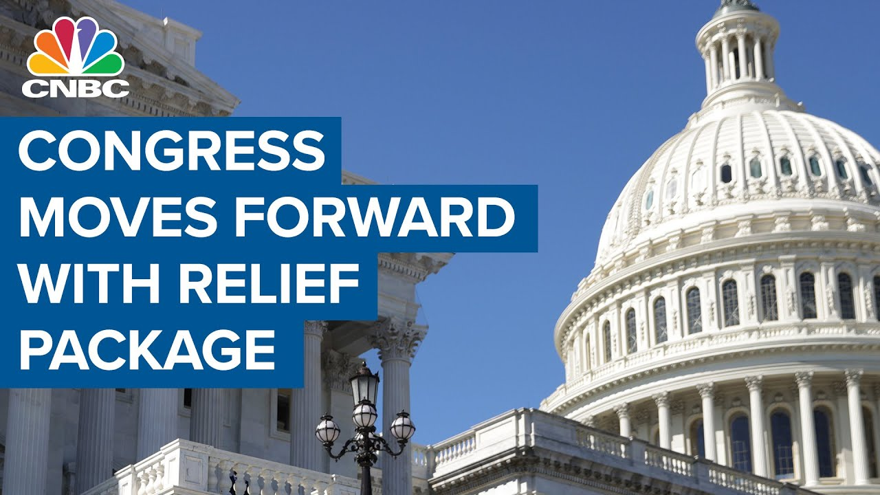 Third stimulus check update: New COVID relief package moves to ...