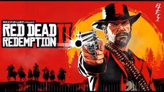 Red Dead Redemption 2 - Prologue Fight Theme (Hip Hop Remix)