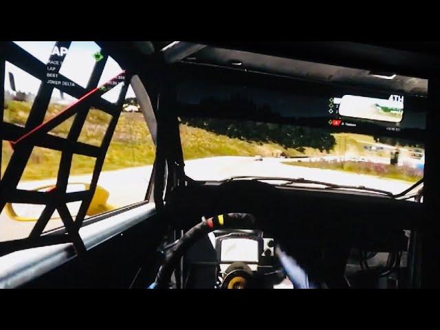My brother show his RallyCross skills - Vlog81