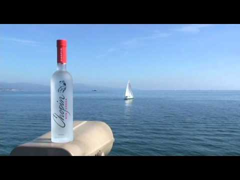 Chopin Rye Vodka - At the Santa Barbara Pier