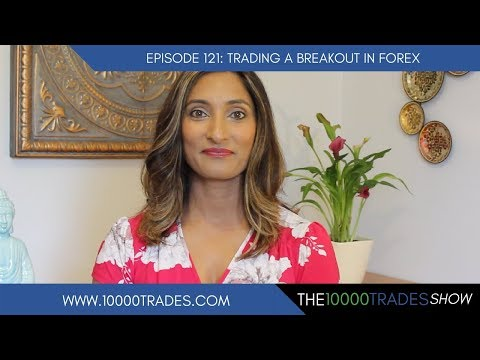 Episode 121: Trading A Breakout in Forex
