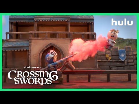 Crossing Swords - Teaser (Official) • A Hulu Original