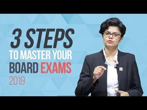 2019 Board Exam Master-plan! (CBSE + ISC)