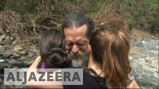 Puerto Rico: Hurricane Maria survivors struggle to find relatives