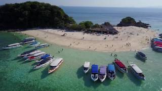 DJI Mavic Pro- PhiPhi James Bond Island..... Thailand 4K
