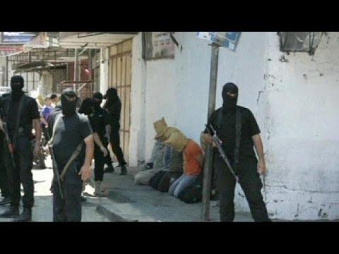 غزة: مسلحون يعدمون 18 متهما بالتخابر مع إسرائيل thumbnail