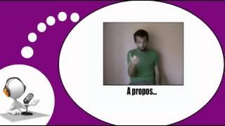 Французского видео урок = Жесты и выражения, № 2