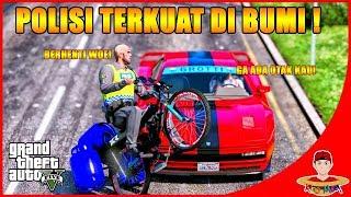 Gta V Mod Indonesia (33) Polisi Gaduangan Terkuat Dibumi Wkwkwk