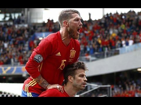 Espana/Spain 1 (Gerard Pique) - Czech Republic 0 : Discusion con Agustin Galan