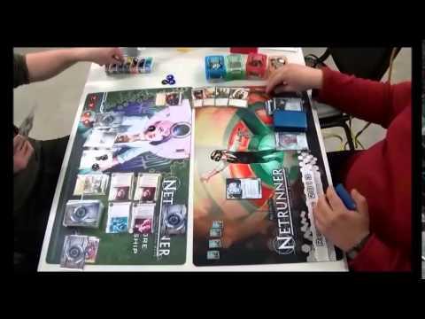 FDB Store Championship - Gregor (NEH) vs Hany (Leela)