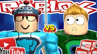 Roblox - France THEDIAMONDMINECART (DanTDM) VS ETHANGAMER TV! | YouTube Factory Tycoon! #2