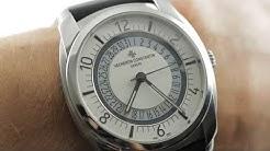 Vacheron Constantin Quai De L'Ile Stainless Steel 4500S/000A-B195 Luxury Watch Review