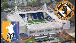 10 Oldest in use Football Stadiums in the WORLD!