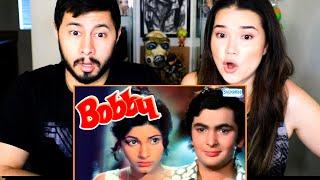 BOBBY Rishi Kapoor Dimple Kapadia Trailer Reaction