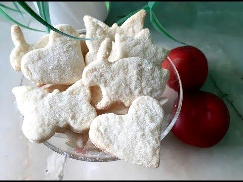 Рецепт печенья для малышей от 6 месяцев☆Первый #прикорм☆Полезные сладости для детей до года
