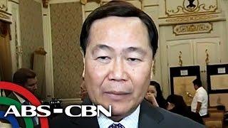 Carpio: 'Wag tayo umasa sa US kontra China