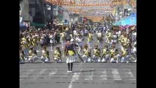 Banda kabataan sta. maria magdalena-amadeo, Cavite sa san pablo coco festival.MPG