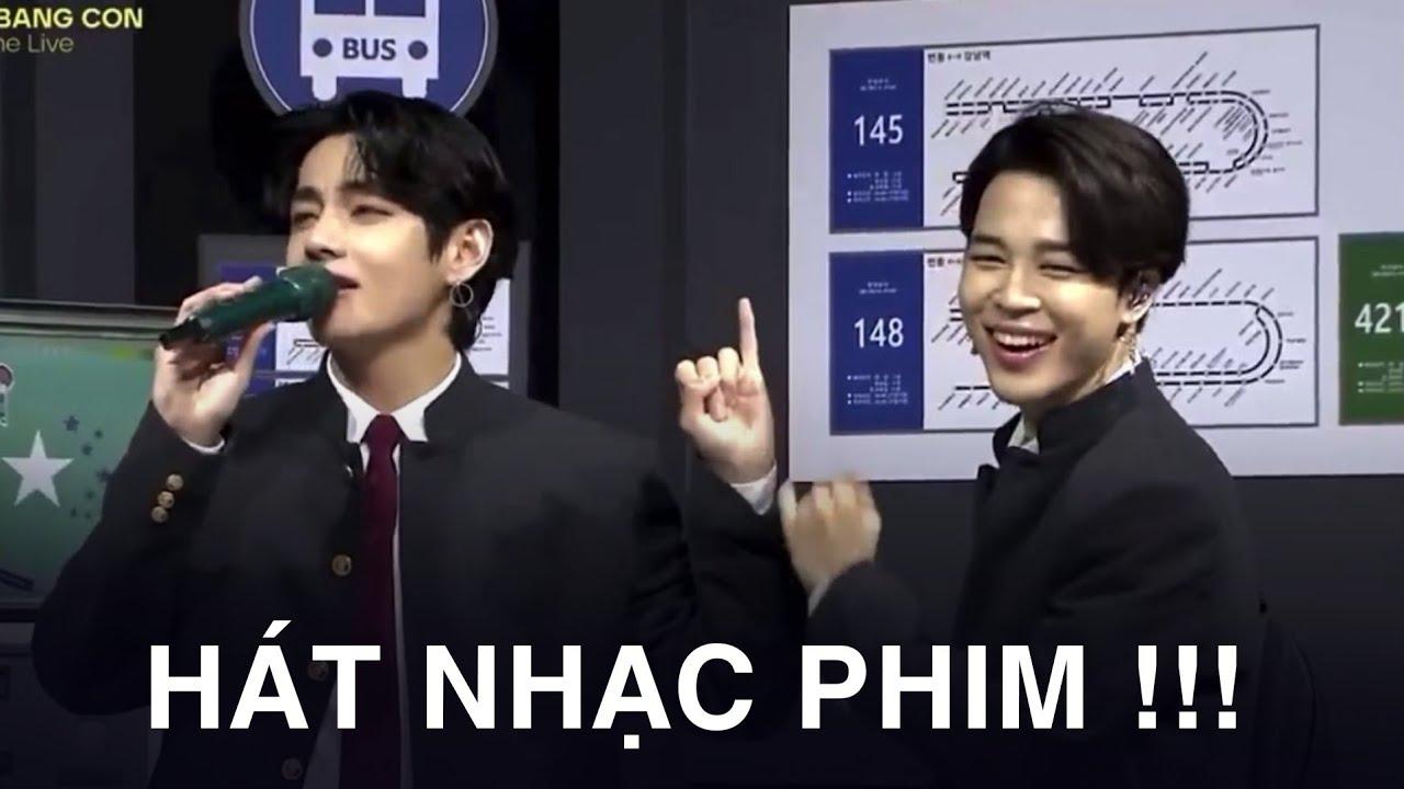 """HOT: Jimin và V (BTS) """"Rủ Nhau"""" Hát Nhạc Phim Cho Marvel Khiến ARMY Dậy Sóng"""