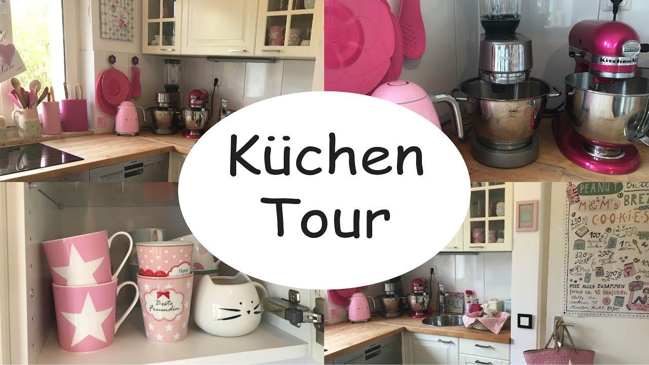 Küchentour I Ich zeige Euch meine Küche I Sandras Kochblog I ...