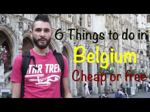 6 Belgium Budget Travel Tips